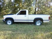 1987 DODGE dakota Dodge Dakota base short box